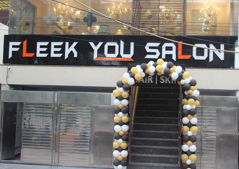 Fleekyou Salon - Best Salon In Paschim Vihar Jobs in India