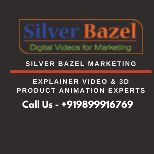 Silver Bazel - Explainer Video & 3d Product Animation Experts Jobs in India